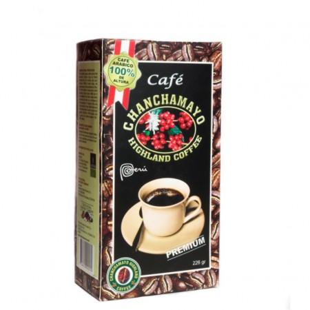 Cafe Chanchamayo highland coffee